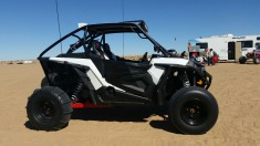 2014 Polaris XP 1000 - White
