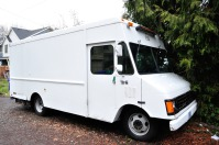 1993 GMC Step Van - White