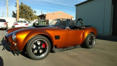 1965 Shelby Cobra - Orange