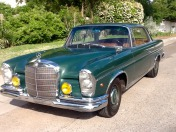 1966 Mercedes other - Green