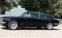 1975 Jaguar Xj 12  -Black