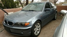 2002 BMW 325xi - Blue