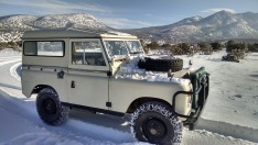 1972 Land Rover Series 2 - other
