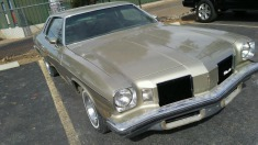 1974 Oldsmobile other - Silver
