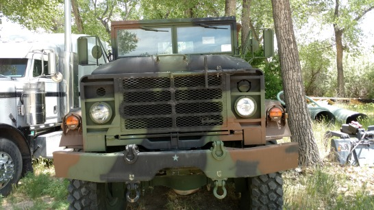 2001 Military 6x6 - Green