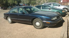 1998 Oldsmobile 88 - Blue