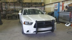 2014 Dodge Charger - White