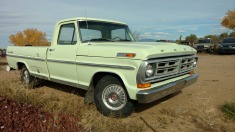 1973 Ford F100 - Green