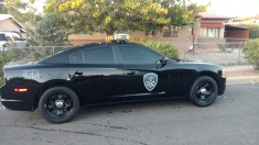 2012 Dodge Charger - Black